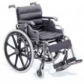 Cadeira de rodas deluxe