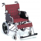 Cadeira de rodas de aluminium ligth