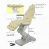 Cadeira eletrica cleopatra