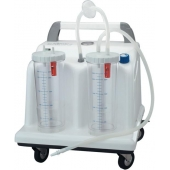 Aspirador cirúgico tobi clinic fr-2l-pedal-60l-min