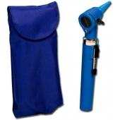 Otoscópio gimalux f.o. - azul