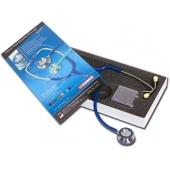 Estetoscópio gima double head azul