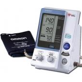Medidor de tensão arterial profissional omron hem-907