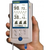 Oxi-capnography monitor  100