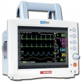Monitor sinais vitais bm3 veterinária