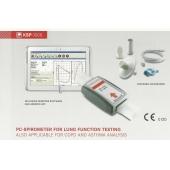 Spirometer system