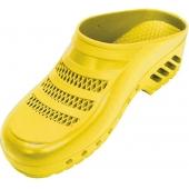 Soca médica amarelo