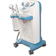 Aspirador clinic plus 2x4l