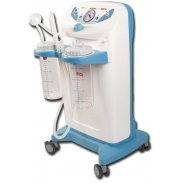 Aspirador hospi plus 2x4l footswitch